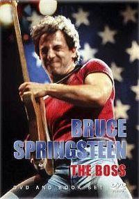 Cover Bruce Springsteen - The Boss [DVD]
